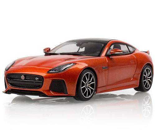 Jaguar F-Type Convertible Model-Auto 1:43