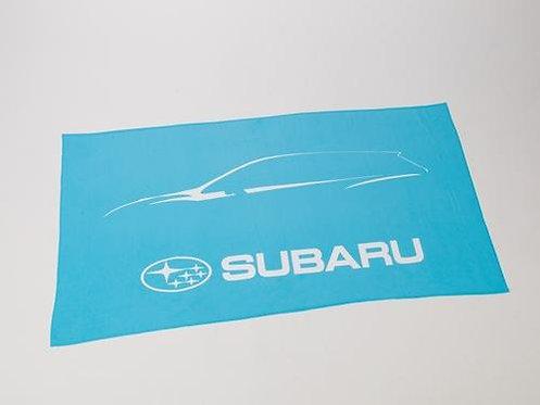 Subaru Velours Badetuch