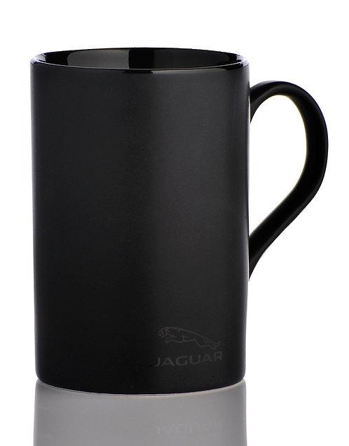 Jaguar Tasse (schwarz)