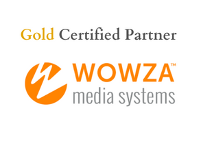 PLEDO was nominated as a Master Channel and Gold Partner by Wowza Media Systems.