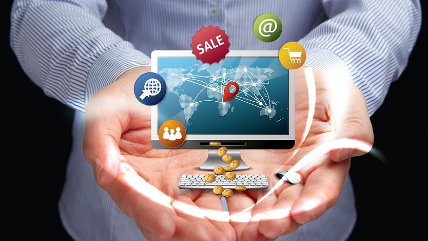 Live commerce and e-commerce