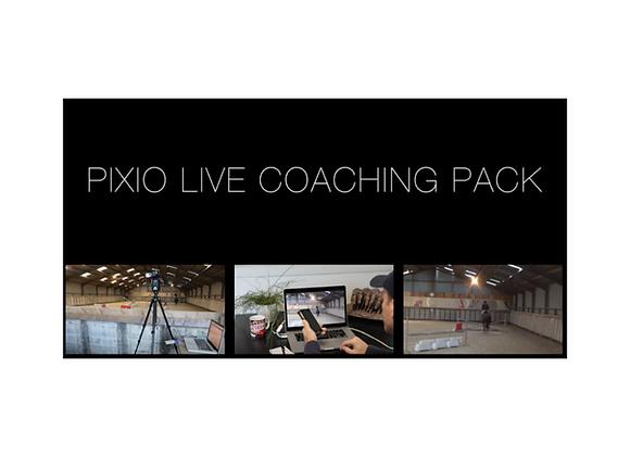 PIXIO Live Coaching PACK