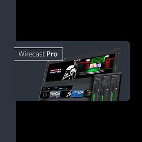 Wirecast, Live encoding