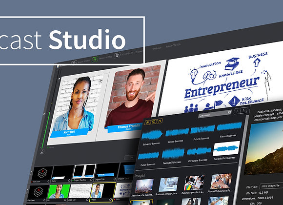 Wirecast Studio for MAC