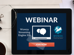 Webinar: Wowza Streaming Engine Support