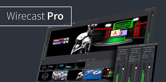 Wirecast Pro for Windows