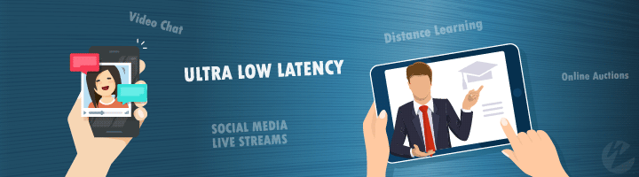 Build the Apps of Tomorrow With Ultra Low Latency Streaming