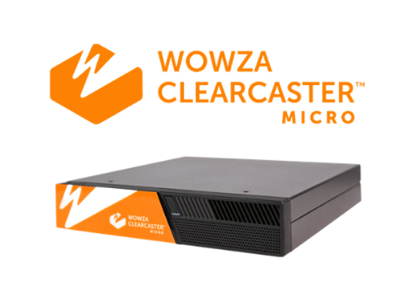 Wowza Clearcaster Micro (One Year)