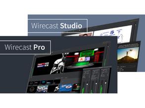 Telestream Unveils Latest Version of Wirecast