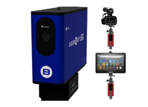 Jigabot EX for Camera and Tablet