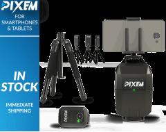 PIXEM Pack with a tripod