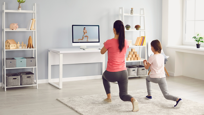 Online fitness in Video Technologies