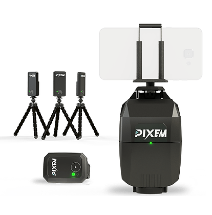 PIXEM, Auto Tracking Camera Robot