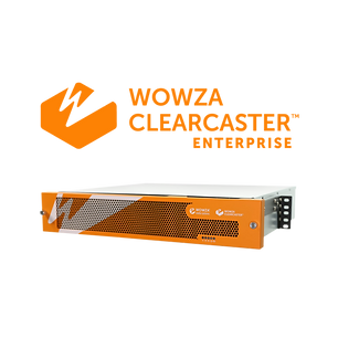 Wowza clearcaster enterprise
