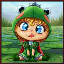 Froggy princess