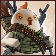 Action chicken