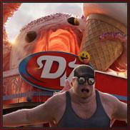 Ice cream shop of horrors