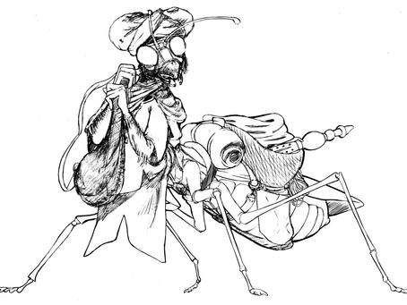 Meet the Mantodea