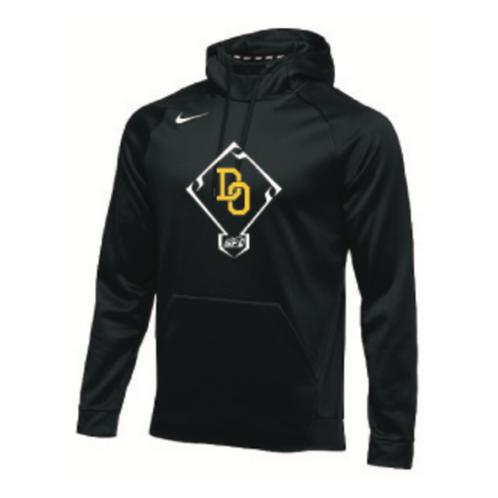 Optional Player / Fan Gear: Nike Team Therma Hoodie