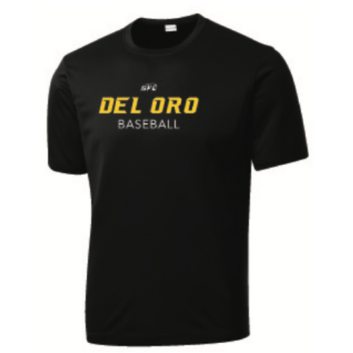 Men's Fan Gear: Sport Tek Dri Fit Tee