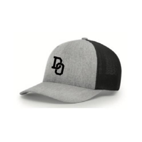Fan Gear: DO Logo Richardson Trucker Hat 110