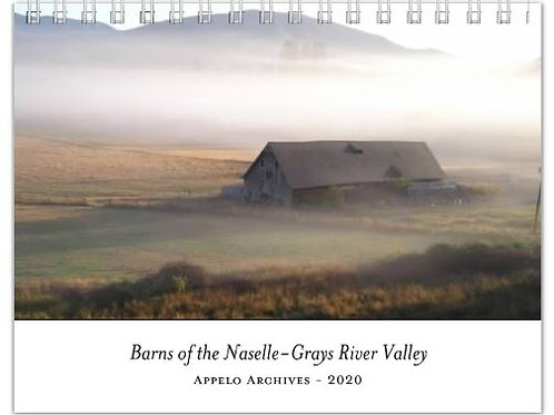 2020 Calendar - Barns of Naselle-Grays River Valley