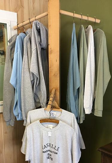 Naselle shirts