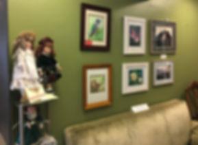 Dolls Paintings