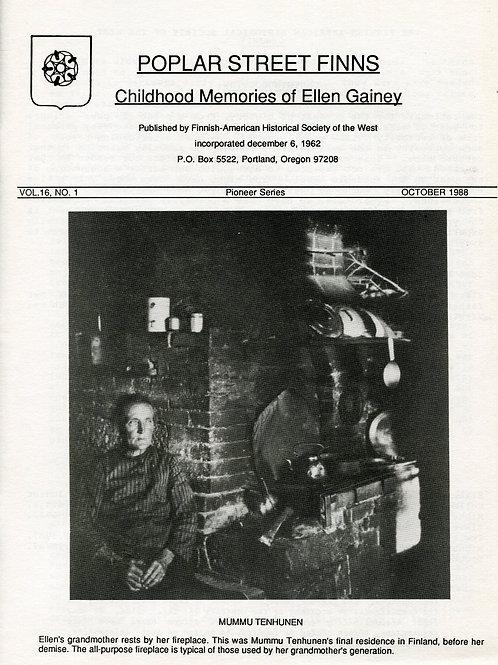 Poplar Street Finns, Ellen Gainey