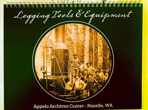 2021 Calendar - Logging Series #1 Equipment & Tools