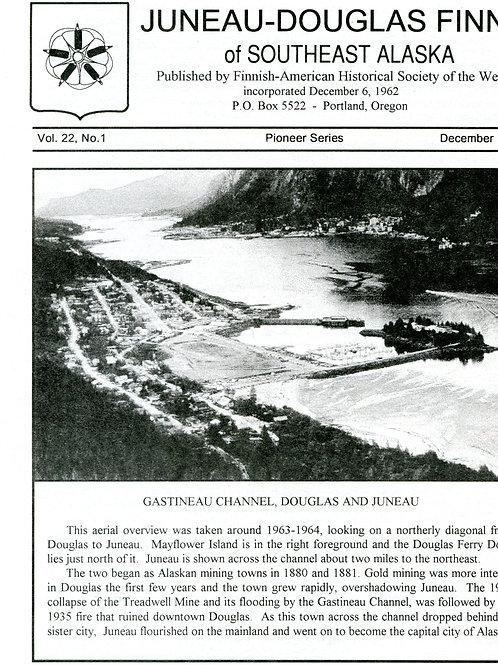 Juneau-Douglas Finns Southeast Alaska
