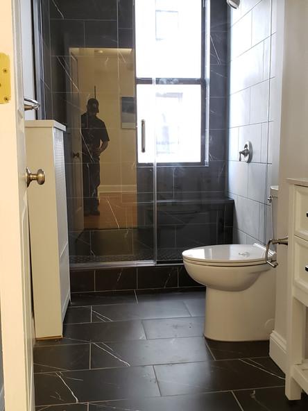 Full Gut and Re-design Bathroom Renovation