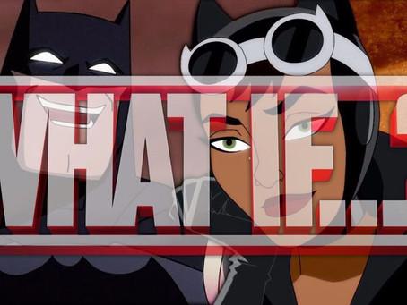 Official Harley Quinn Twitter Jokes About Batman/Catwoman Sex Scene