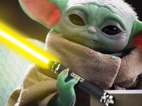 Why Baby Yoda's Mandalorian Season 3 Lightsaber Is Yellow - and What It Means