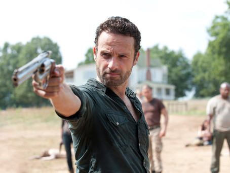 Andrew Lincoln Confirms The Walking Dead Movie Shooting Start