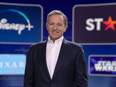Former Disney CEO Bob Iger Sells Over $90 Million Worth of Shares