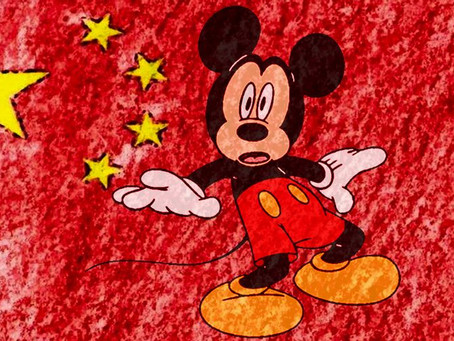Hollywood and Disney Attacked in China's Patriotic Children's Books