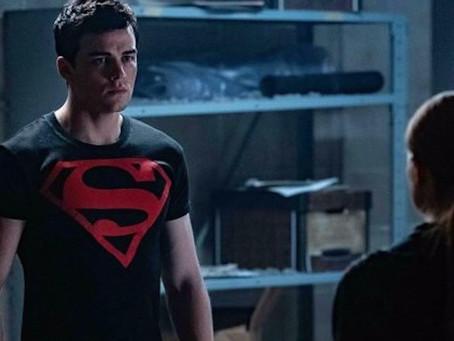 Titans' Superboy Shows Off His Season 3 Superbod and Workout Regimen