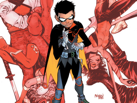 Robin gets his own ongoing series