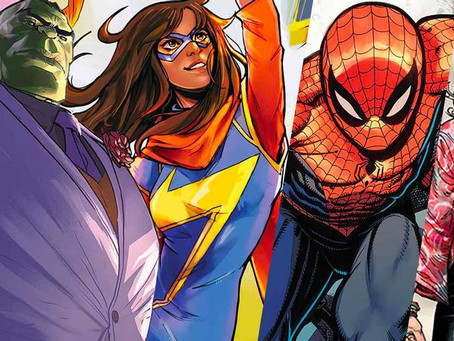 Daredevil's Big Event, Spider-Man vs Miles Morales and More Arrive in Marvel's December Releases
