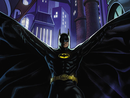 Batman '89's Most Wonderful Toy, The Batwing, Gets Restored
