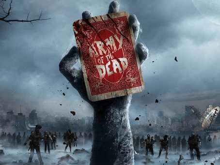 Army of the Dead Review: A Gory and Glorious Triumph for Zack Snyder
