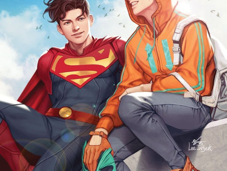 DC's New Superman, Jon Kent, Comes Out as Bisexual