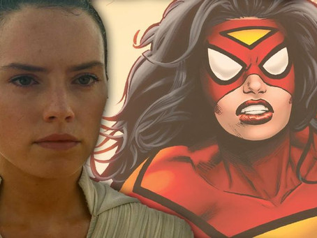 Star Wars' Daisy Ridley Wants to Play Marvel's Spider-Woman