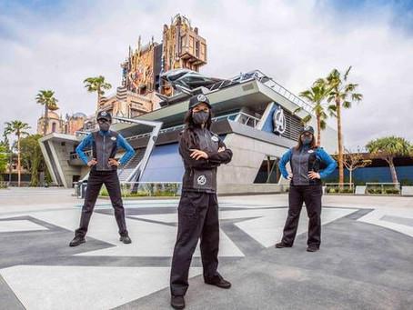 Disneyland Reveals Costumes for Avengers Campus Cast