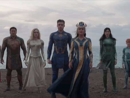 Final Eternals Trailer Ties Into Avengers: Endgame, Teases New Apocalyptic Event