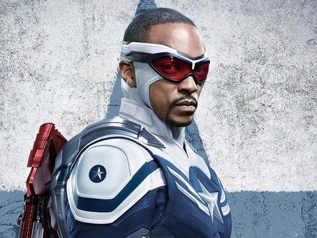 Marvel, Anthony Mackie Officially Sign Contracts for Captain America 4