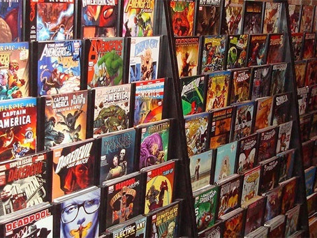 Adult graphic novel sales figures reveal nearly 30% sales jump in 2020