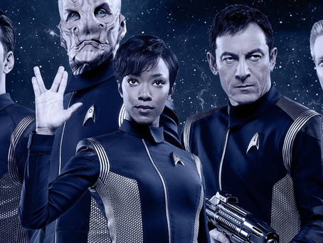 Star Trek: Discovery's Michael Burnham Leads the Group in New Paramount+ Promo