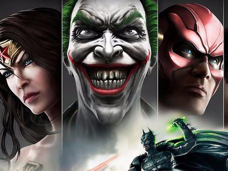 Injustice Animated Movie in Development by Warner Bros